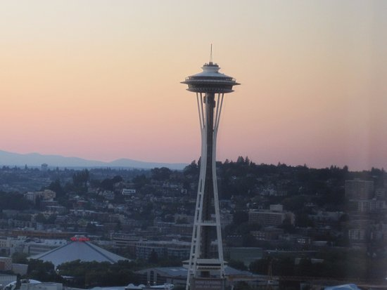 space needle from our room picture of the westin seattle seattle rh tripadvisor com