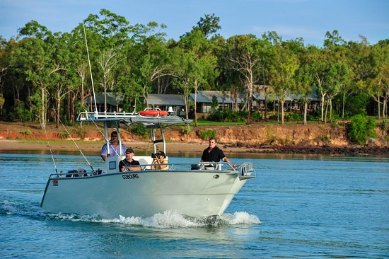 Garig Gunak Barlu National Park, Australia: State-of-the-art fleet of expedition boats