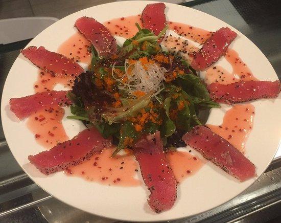 Fairfax, VA: Black Pepper Tuna Salad