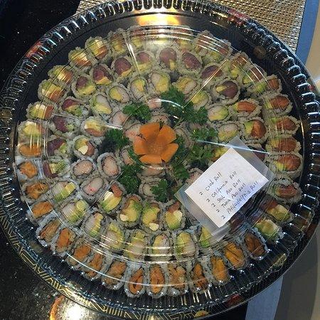 Fairfax, VA: Catering Platter