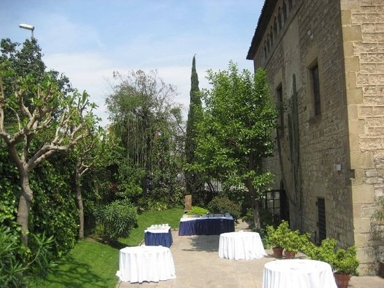 Cornella de Llobregat, Spain: El jardí