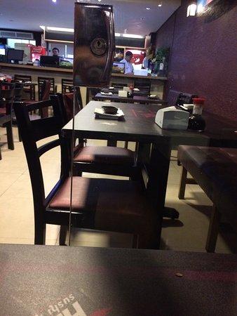 Limeira, SP: Hard Sushi House