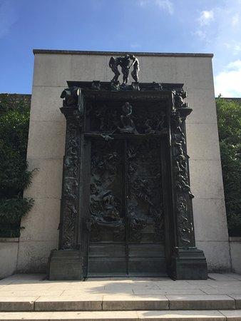 Museo Rodin Rodinu0027s The Doors of Hell & Rodinu0027s The Doors of Hell: fotografía de Museo Rodin París ...