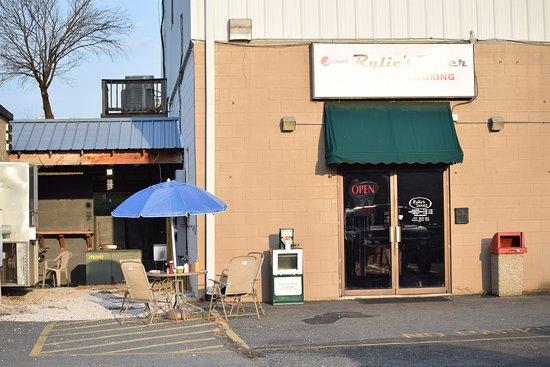 Ruckersville, فيرجينيا: Rylie's Diner