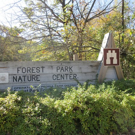 Nature Center, Forest Park, Fall 2016
