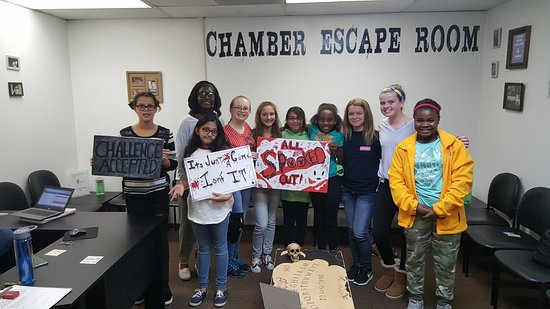 The Chamber Escape Room Photo De The Chamber Columbus