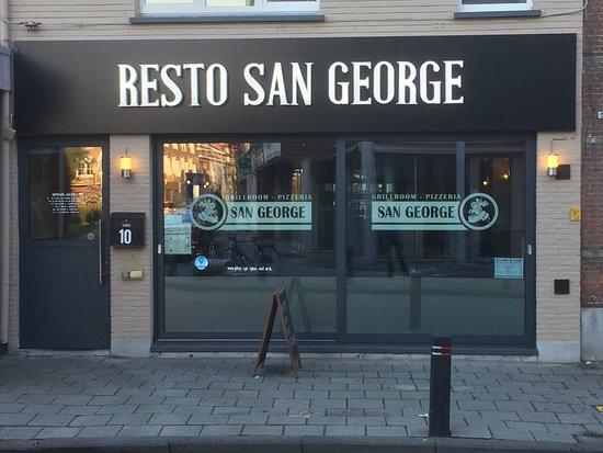 Aartselaar, Belgien: San George