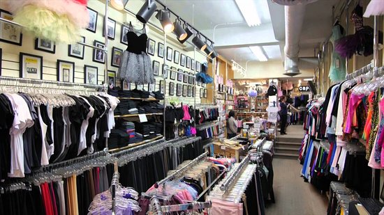 On Stage Dancewear: Conveniently Located on Madison Avenue