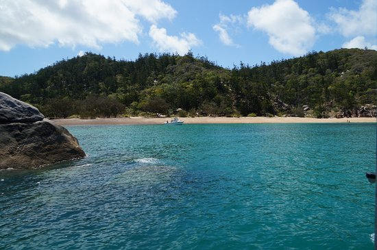 Isla Magnetic, Australia: perfect beaches