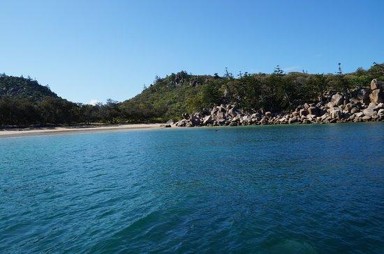 Isla Magnetic, Australia: snorkelling time!