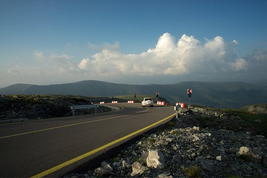 Southwest Romania, Roumanie : Transalpina Road