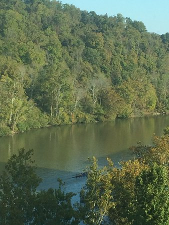 Morgantown, Virginia Occidental: MORE GLORIOUS VIEWS FROM MY ROOM