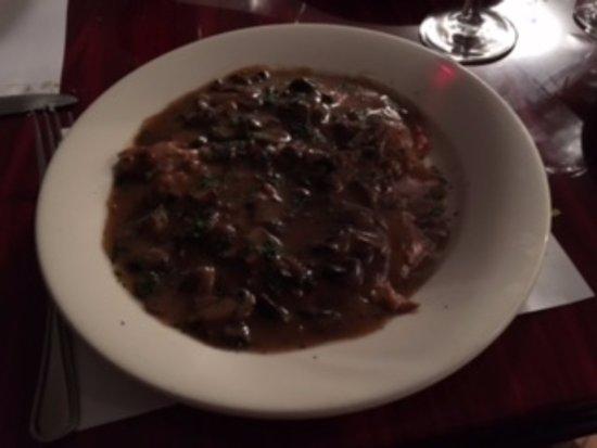 Poughkeepsie, NY: Chicken Marsala