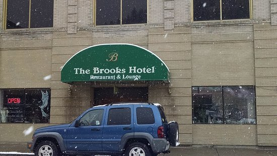 ‪The Brooks Hotel‬