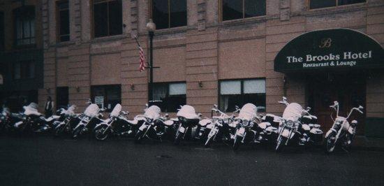 Wallace, Айдахо: Bikers love us!