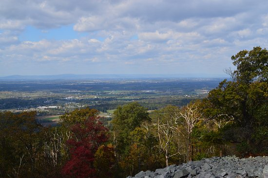 Middletown, แมรี่แลนด์: View from the monument