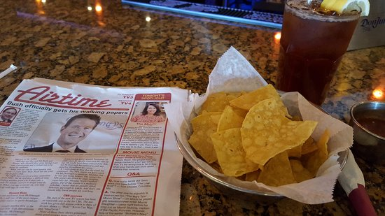 Enfield, CT: Chips & Salsa
