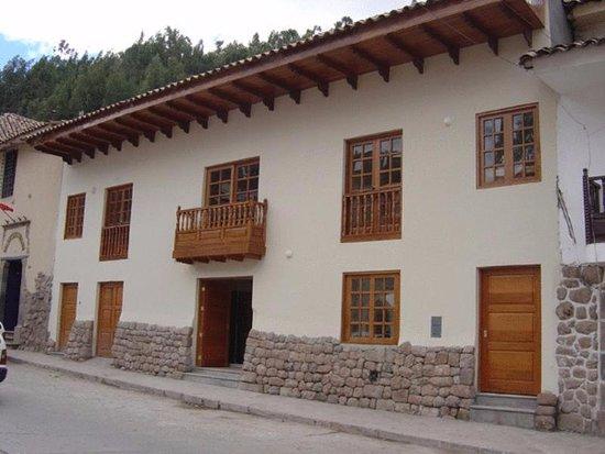 Anden Inca Hotel: frente do hotel