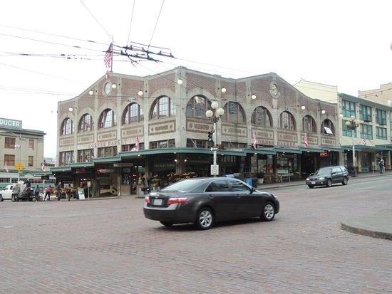 Napa Valley, كاليفورنيا: Public Market Center