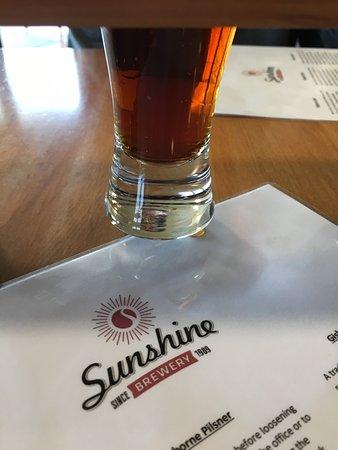 Gisborne, New Zealand: Sunshine
