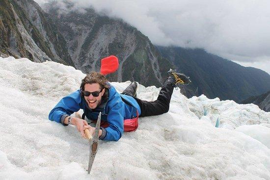 弗朗茨约瑟夫(冰川)照片
