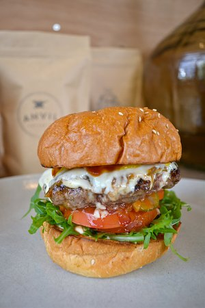 Artarmon, أستراليا: Burger 