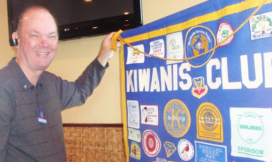 Rocklin, CA: Kiwanis meets heere fopr lunch