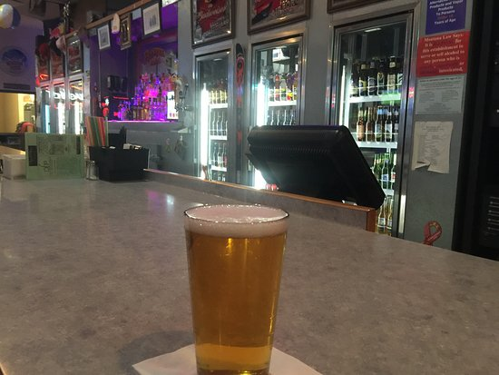 Cut Bank, MT: $5/glass Draft beer