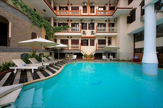 Pool - Picture of Le Pavillon Hoi An Gallery Hotel & Spa, Hoi An - Tripadvisor