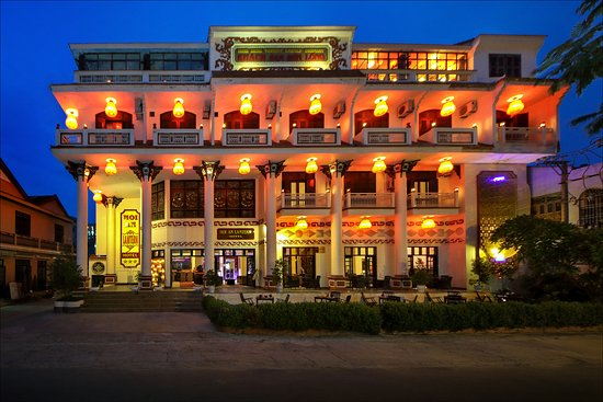 Hoi An Lantern Hotel Photo