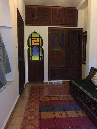 Hotel Riad Casa Hassan Restaurante : Third floor hallway
