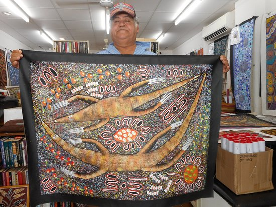 Readback Books and Aboriginal Art