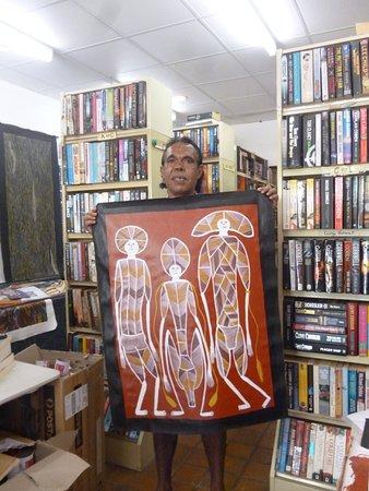 Readback Books and Aboriginal Art