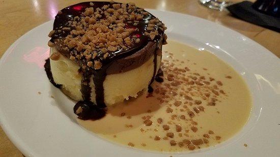 Somerville, ماساتشوستس: Boston Creme Pie