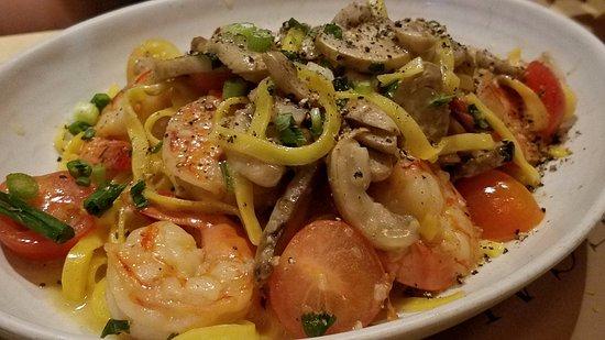 Somerville, ماساتشوستس: Shrimp Scampi