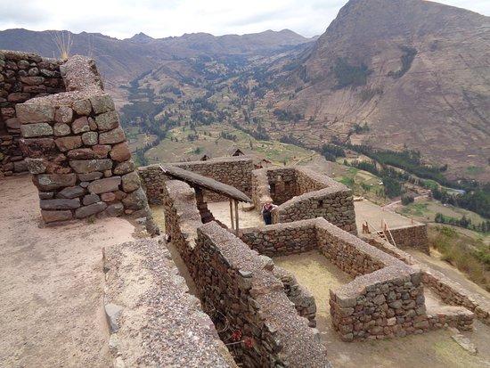 Pisac, Perú: Pisaq ruins
