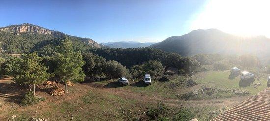 Puigpunyent, Spanien: Precioso lugar para desconectar y disfrutar de un hermoso paisaje. Para repetir, sin dudarlo
