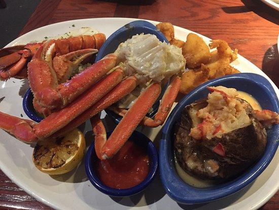 Red Lobster Edmonton South Menu