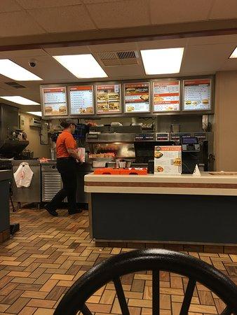 Stephenville, Техас: Whataburger