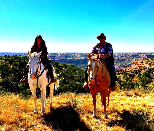Cowgirls and Cowboys in the West: unvergessen am Canyon