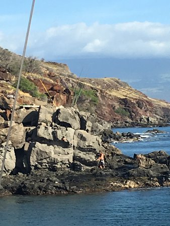 Wailuku, ฮาวาย: Four Winds II Snorkel at Molokini