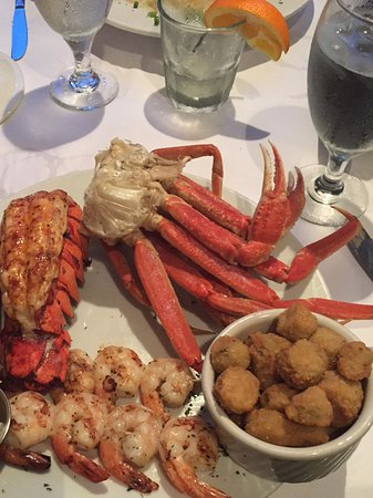 Perry, GA: Special Seafood Feast