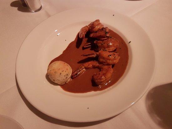 Delmonico Steakhouse: Emeril's New Orleans Barbecue Shrimp
