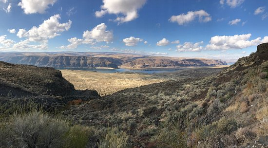 Quincy, WA: Excellent views from every angle!