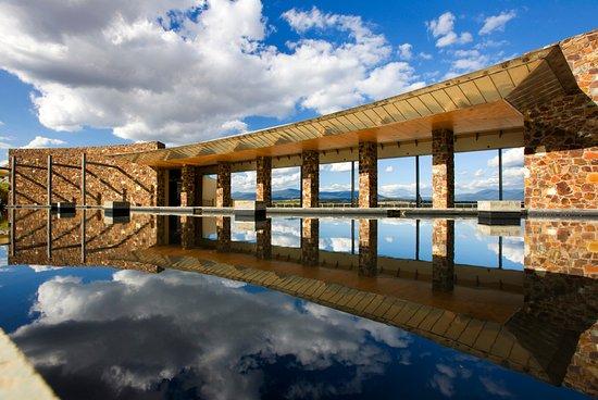 Yering, Australia: Restaurant building