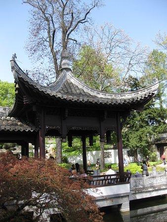 Chinesischer Garten Halle Picture Of Chinese Garden Frankfurt