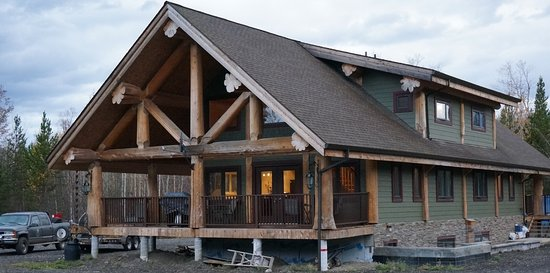 New Aiyansh, Canadá: Nass Valley Bed and Breakfast