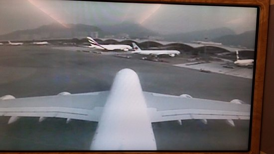Tail camera picture of emirates world tripadvisor - Emirates camera ...