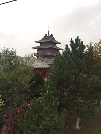 Weihai, Chine : The weather wasn't great but LiuGong Island is still worth a visit.