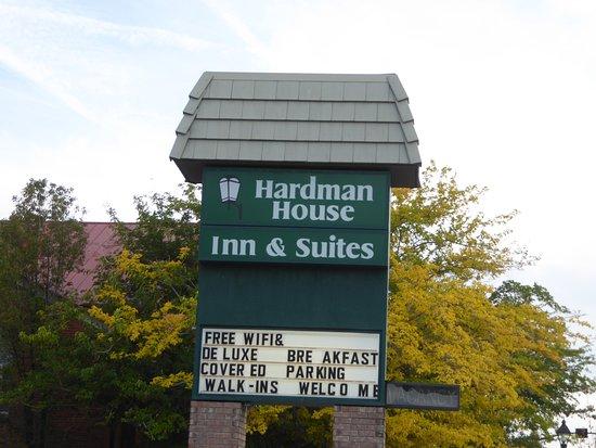Carson City, NV: Hardman House